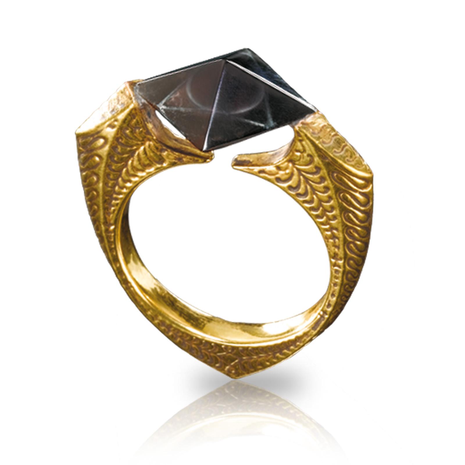 Harry Potter Hufflepuff Ring