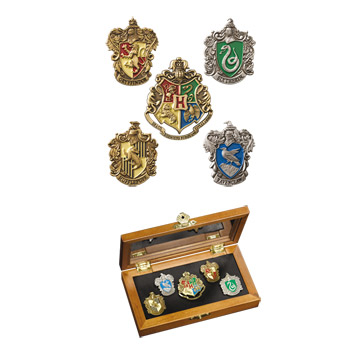 Hogwarts Häuser - Pins