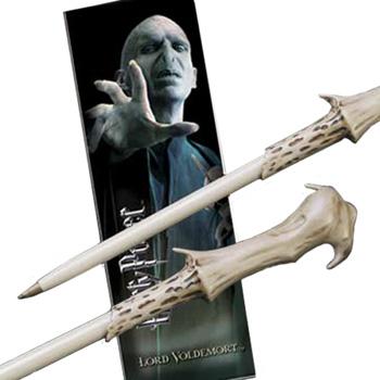 Voldemort Zauberstabstift & Lesezeichen