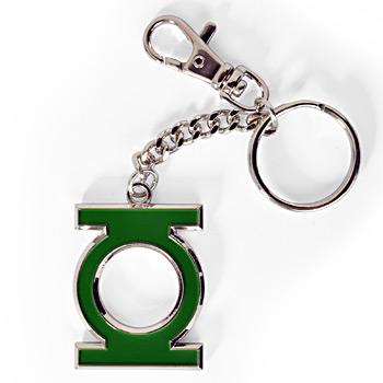 Green Lantern - Logo Schlüsselanhänger