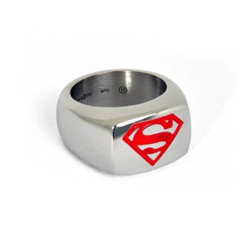 Superman Signal Ring rot