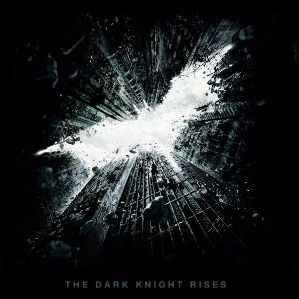 batman the dark knight rises logo tshirt offizieller