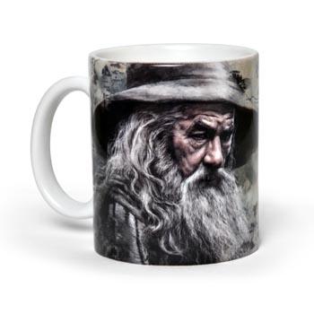 Der Hobbit - Gandalf Tasse
