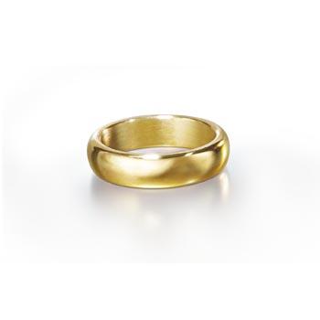 Der Hobbit - Der Eine Ring im Schmuckdisplay