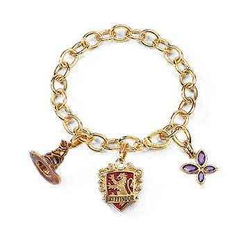 Harry Potter - Lumos Gryffindor Charm Armband
