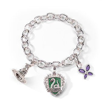 Harry Potter - Lumos Slytherin Charm Armband