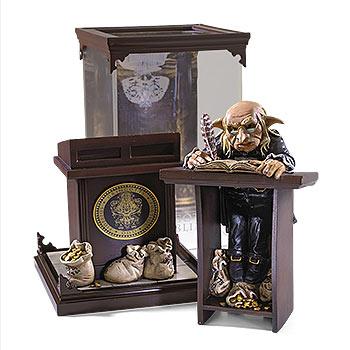Gringotts Goblin - Harry Potter Magische Tierwesen Figur