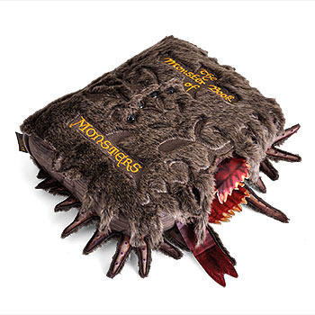 Harry Potter - Monsterbuch der Monster Plüsch